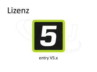 MADRIX License entry V5.x