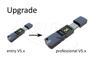 MADRIX Upgrade entry  professional V5.x
